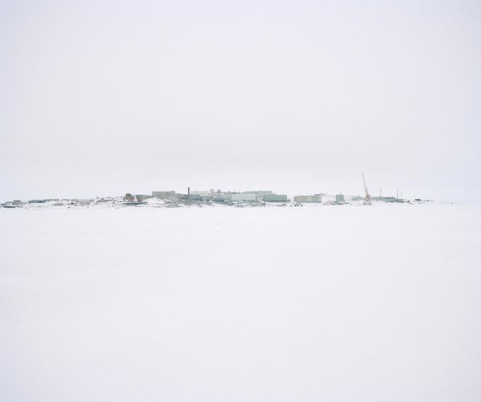 An der Frostgrenze